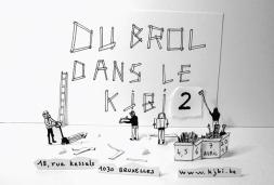 Exposition Du brol dans le Kjbi 2